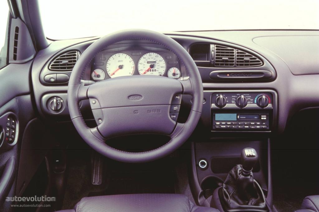 Ford Mondeo ST II 1999 - 2000 Sedan #1