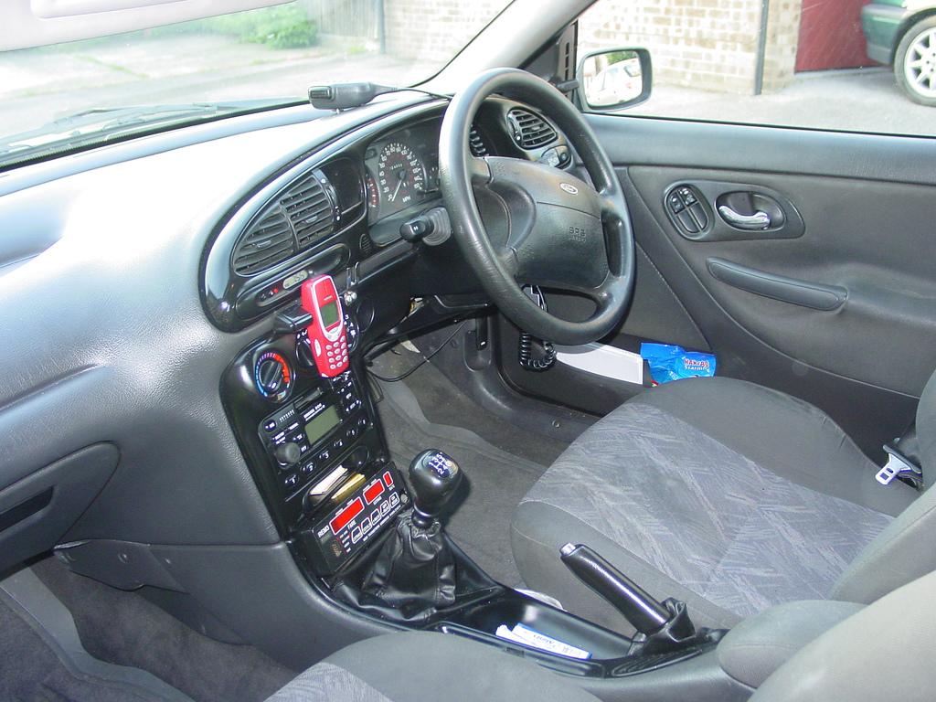 Ford Mondeo ST II 1999 - 2000 Sedan #6