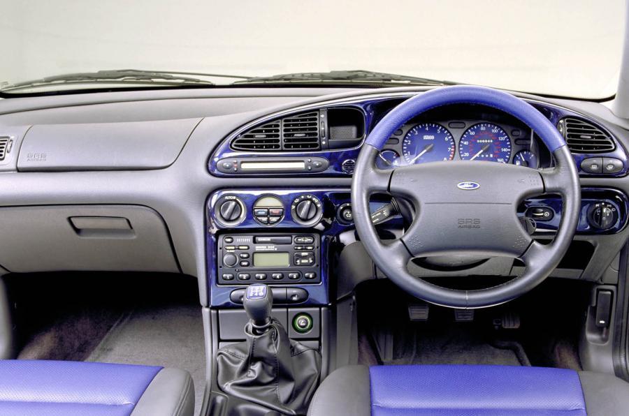 Ford Mondeo ST II 1999 - 2000 Sedan #7