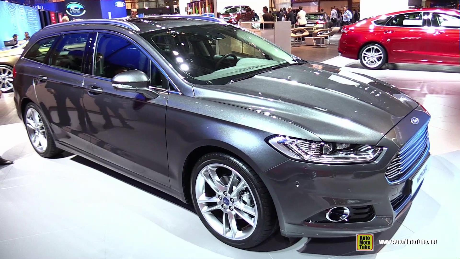 Ford Mondeo V 2014 - now Station wagon 5 door #4