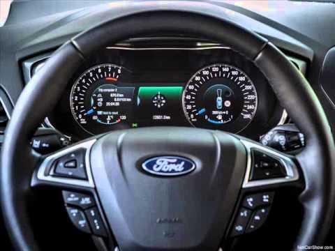 Ford Mondeo V 2014 - now Sedan #8