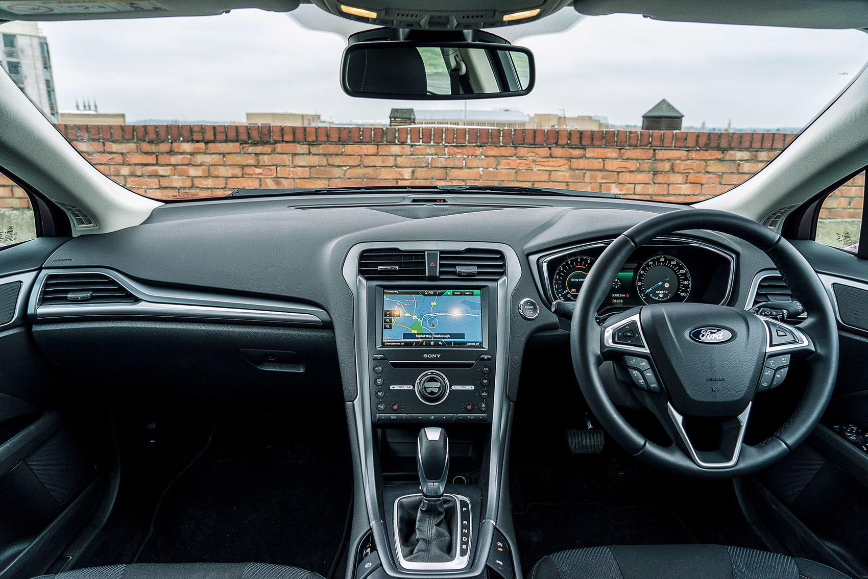 Ford Mondeo V 2014 - now Station wagon 5 door #1