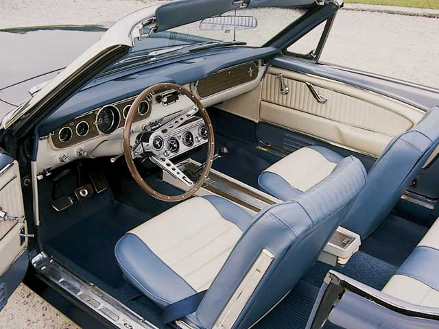 Ford Mustang I 1964 - 1973 Coupe #8