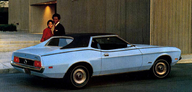 Ford Mustang I 1964 - 1973 Coupe #1