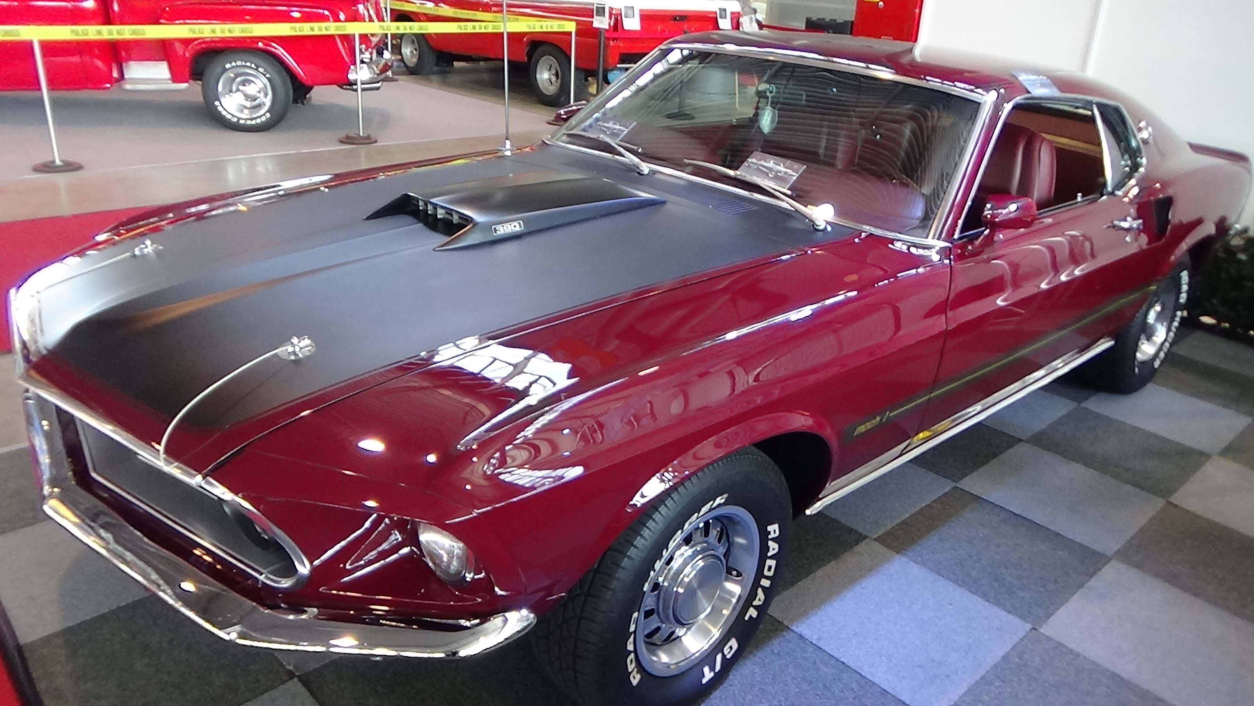 Ford Mustang I 1964 - 1973 Coupe #4