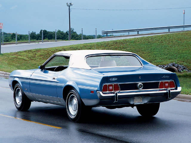 Ford Mustang I 1964 - 1973 Coupe #5