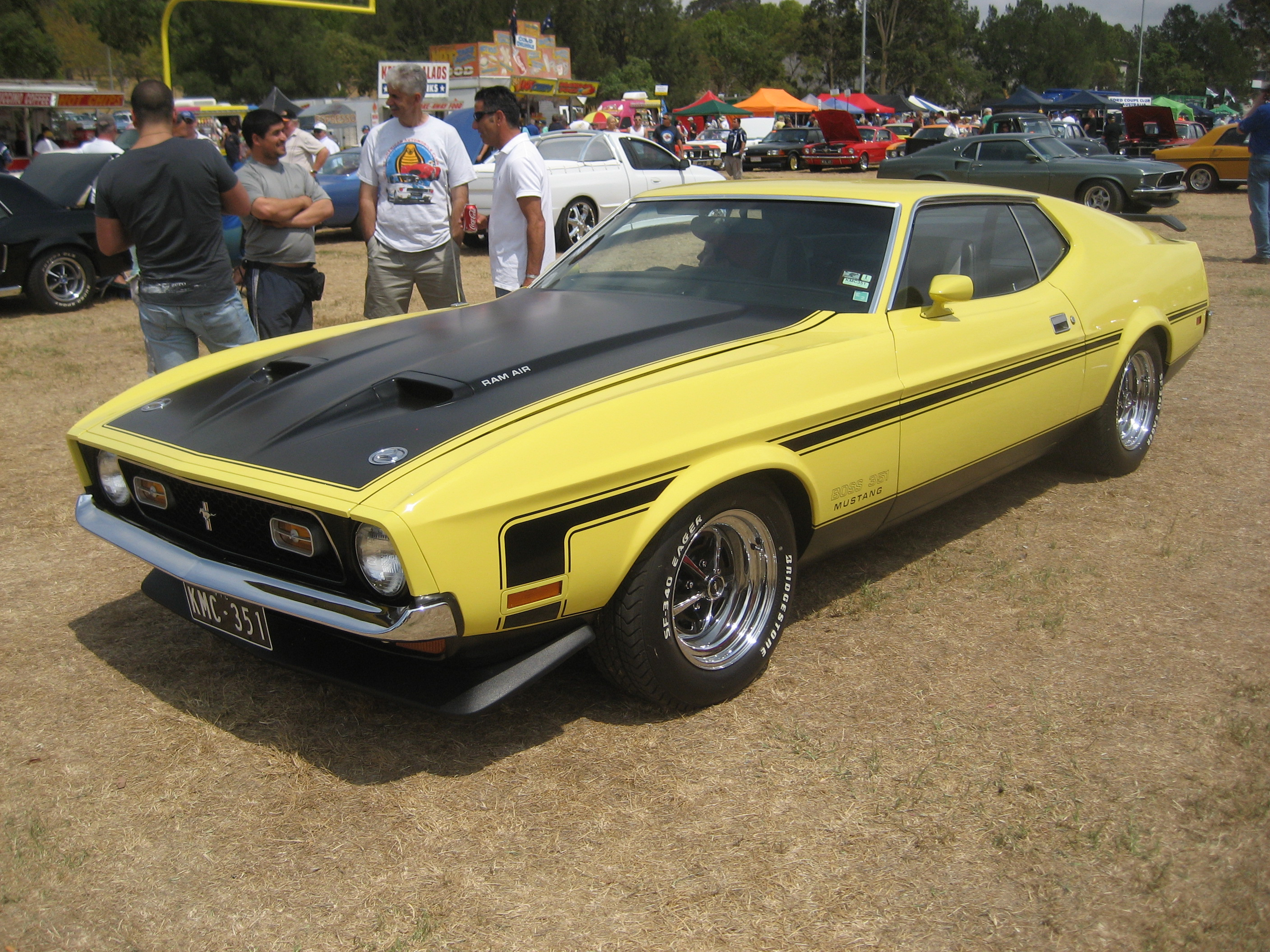 Ford Mustang I 1964 - 1973 Coupe #2