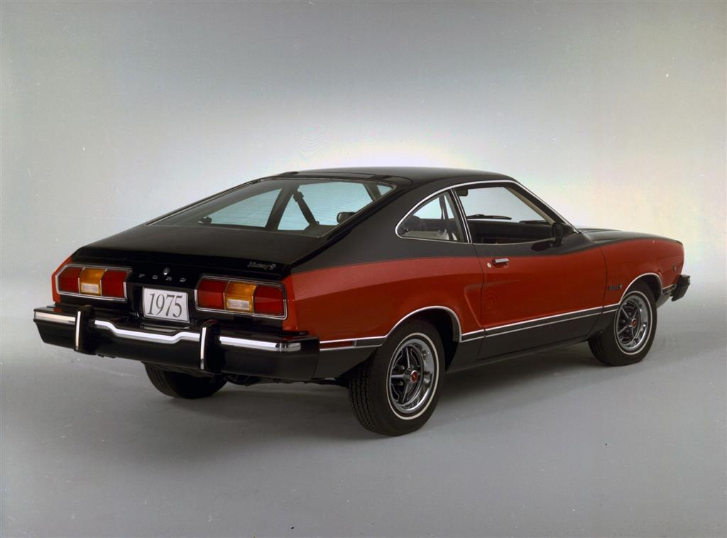 Ford Mustang III Restyling 1986 - 1993 Coupe #5