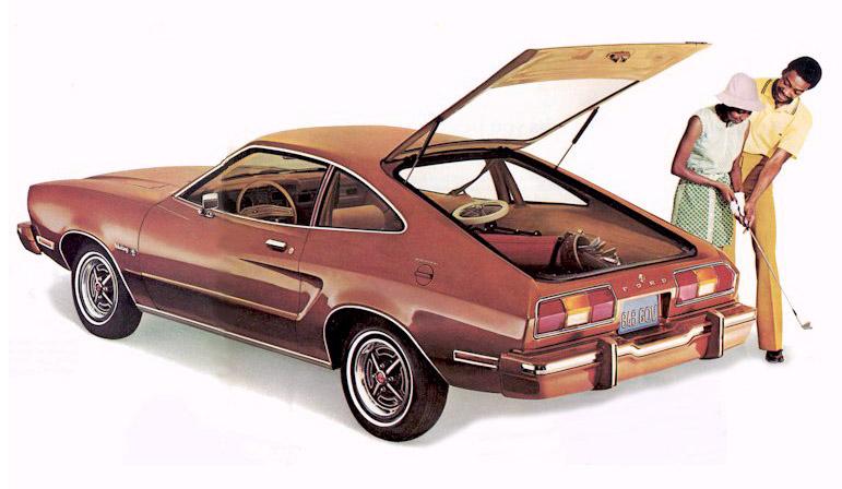 Ford Mustang III 1979 - 1986 Hatchback 3 door #2