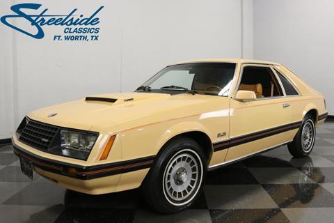 Ford Mustang III 1979 - 1986 Hatchback 3 door #3