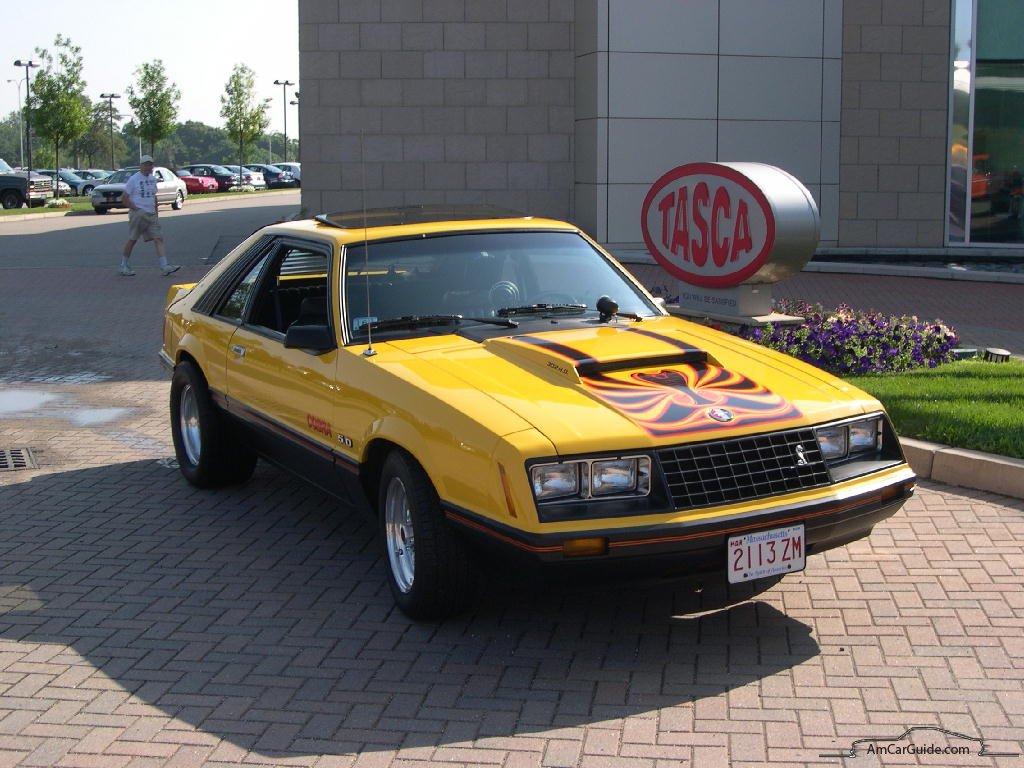 Ford Mustang III 1979 - 1986 Hatchback 3 door #4