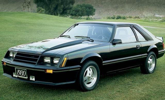 Ford Mustang III 1979 - 1986 Hatchback 3 door #7