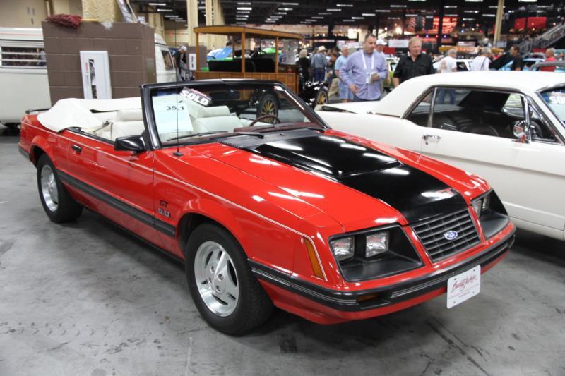Ford Mustang III 1979 - 1986 Hatchback 3 door #5