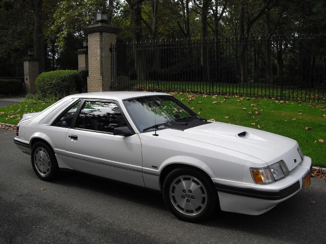 Ford Mustang III Restyling 1986 - 1993 Coupe #2