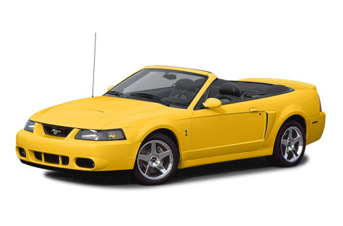 Ford Mustang IV Restyling 1998 - 2004 Cabriolet #2