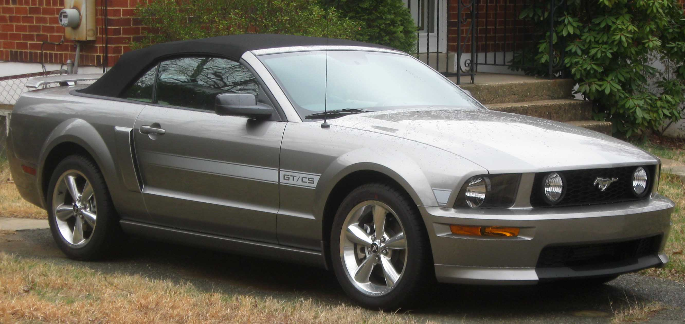 Ford Mustang IV Restyling 1998 - 2004 Cabriolet #3
