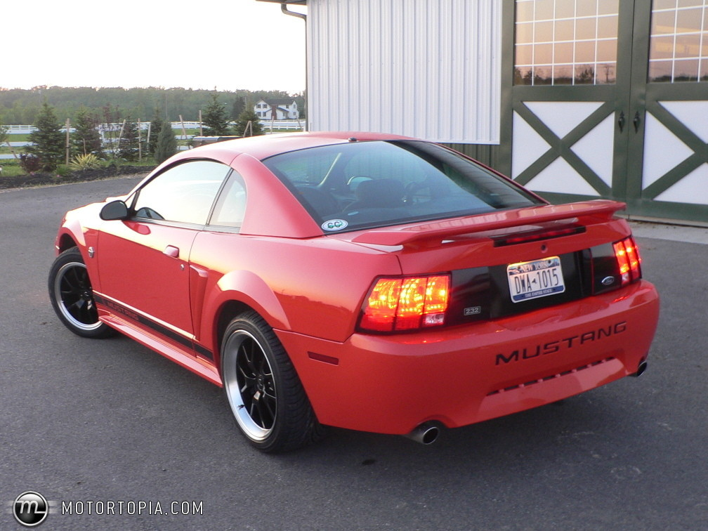 Ford Mustang V 2004 - 2009 Coupe #1