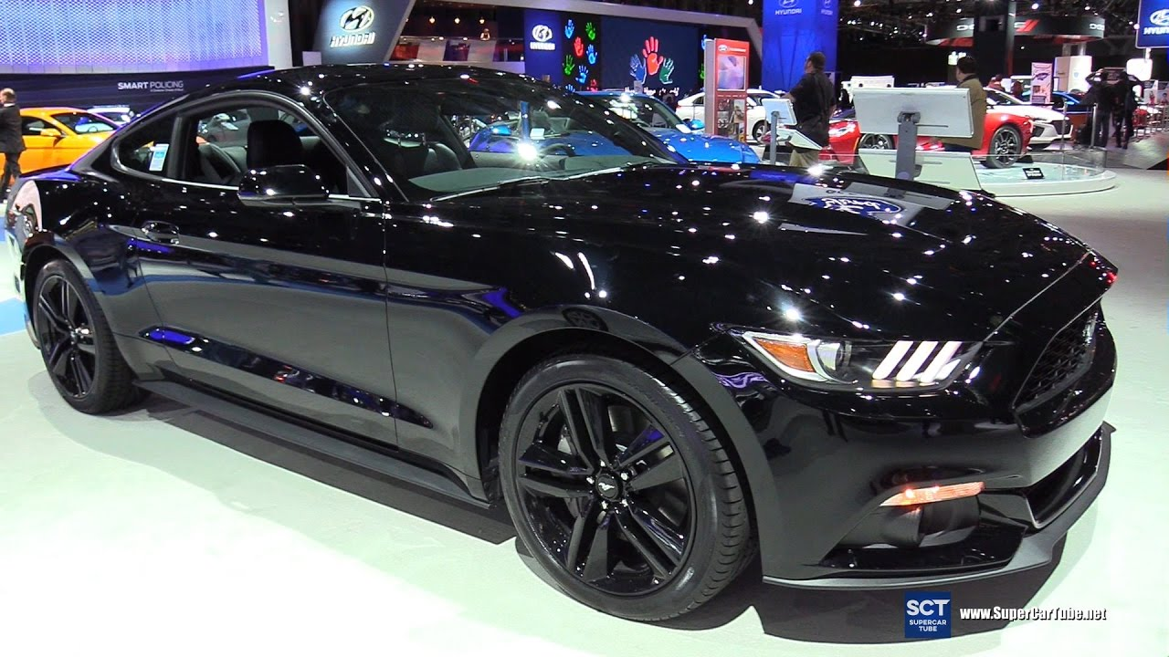 Ford Mustang VI 2014 - now Coupe #8