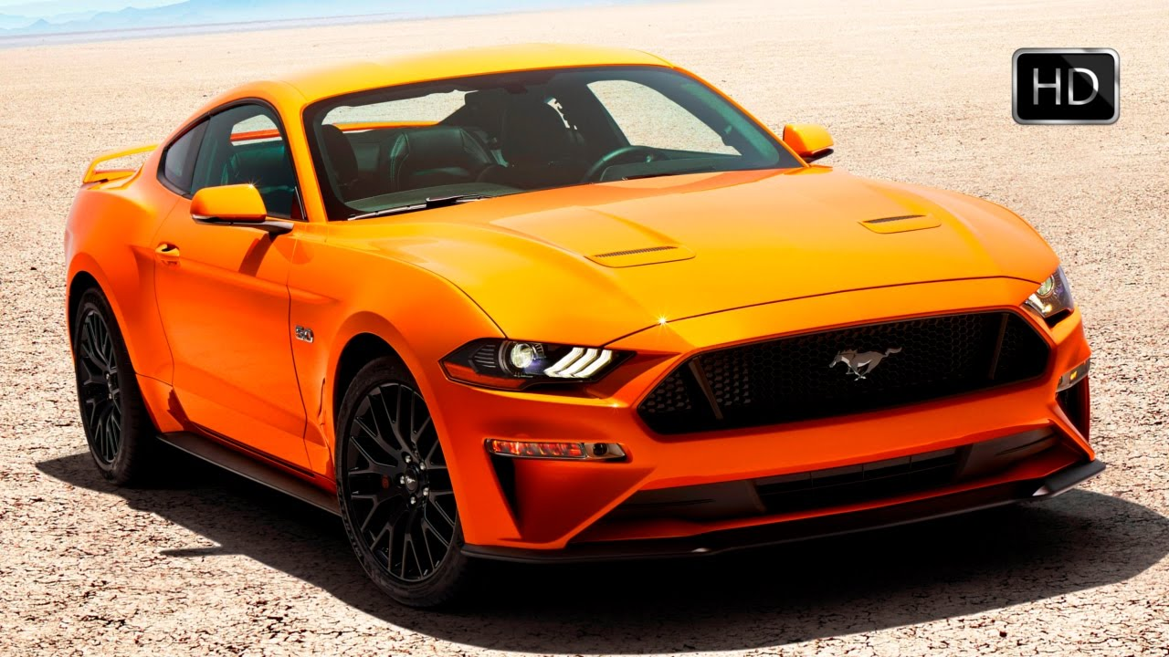 Ford Mustang VI Restyling 2017 - now Coupe #2