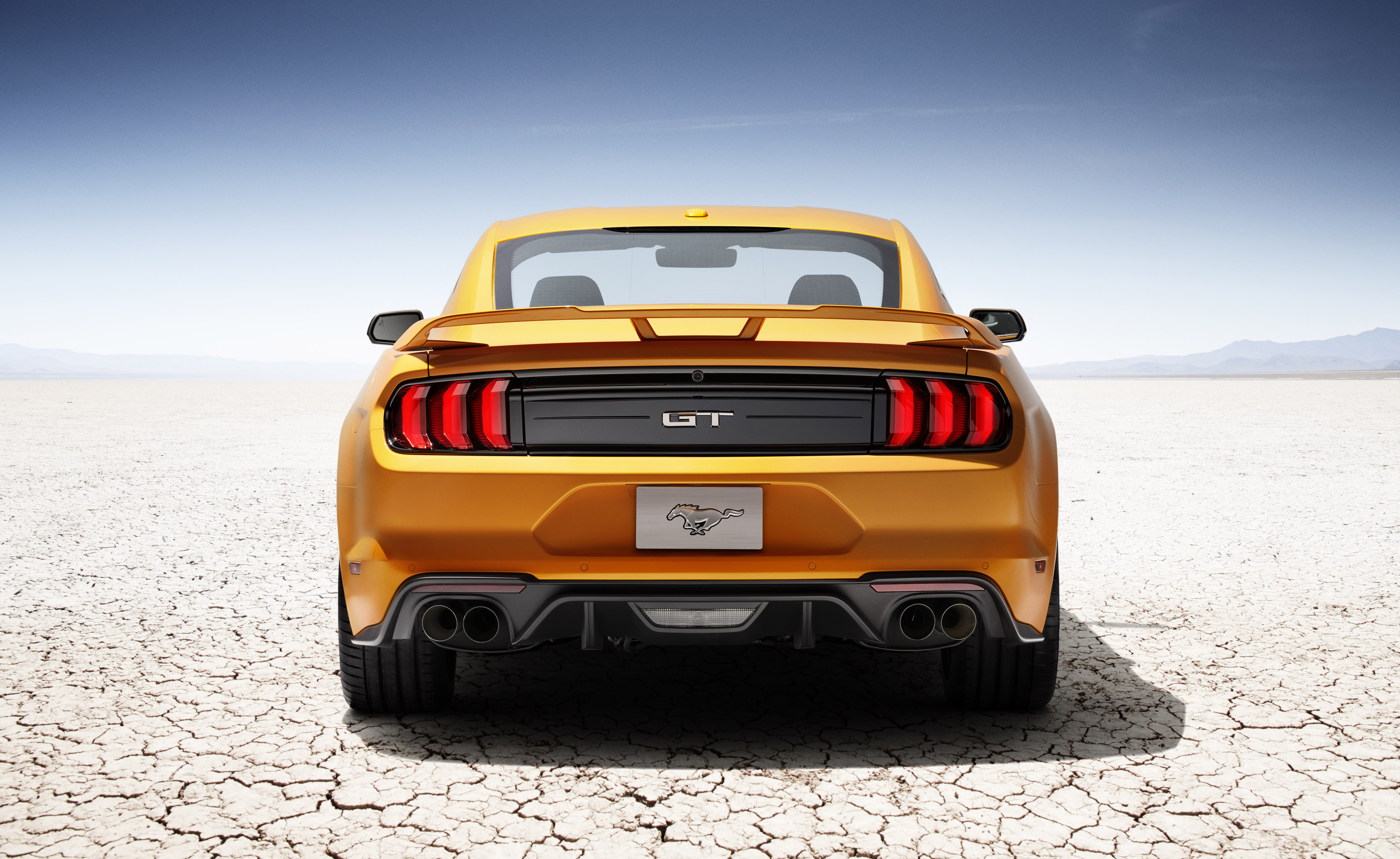 Ford Mustang VI Restyling 2017 - now Coupe #4
