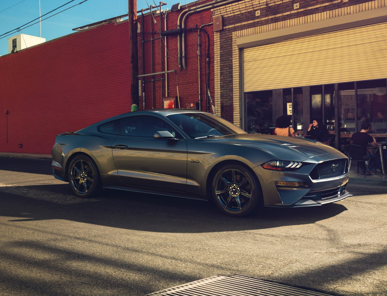 Ford Mustang VI Restyling 2017 - now Coupe #1