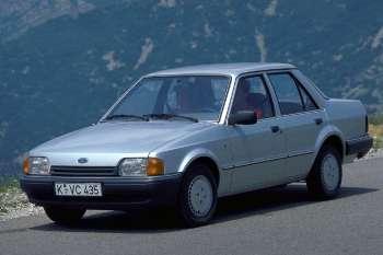 Ford Orion I 1983 - 1986 Sedan #6