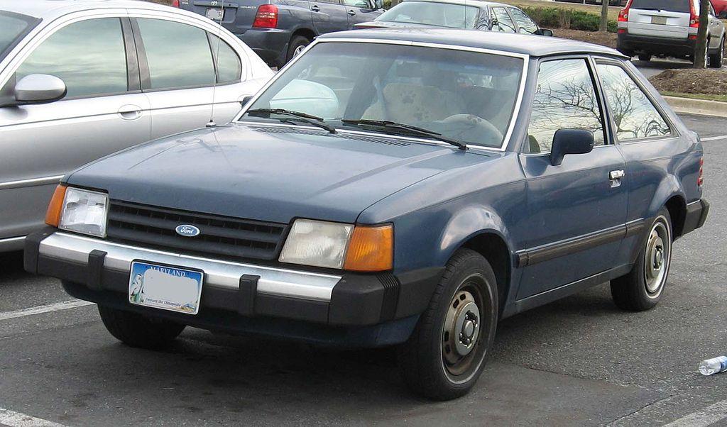 Ford Orion I 1983 - 1986 Sedan #5