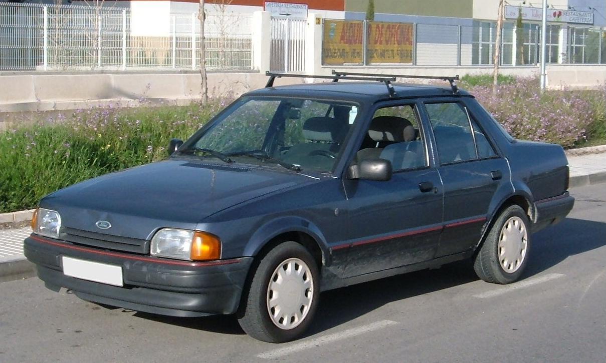 Ford Orion I 1983 - 1986 Sedan #3