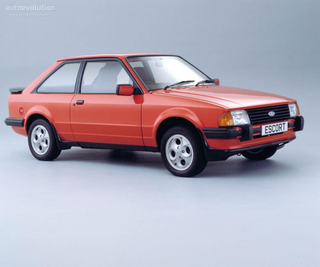 Ford Orion I 1983 - 1986 Sedan #1
