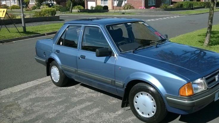 Ford Orion I 1983 - 1986 Sedan #7