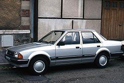 Ford Orion I 1983 - 1986 Sedan #8