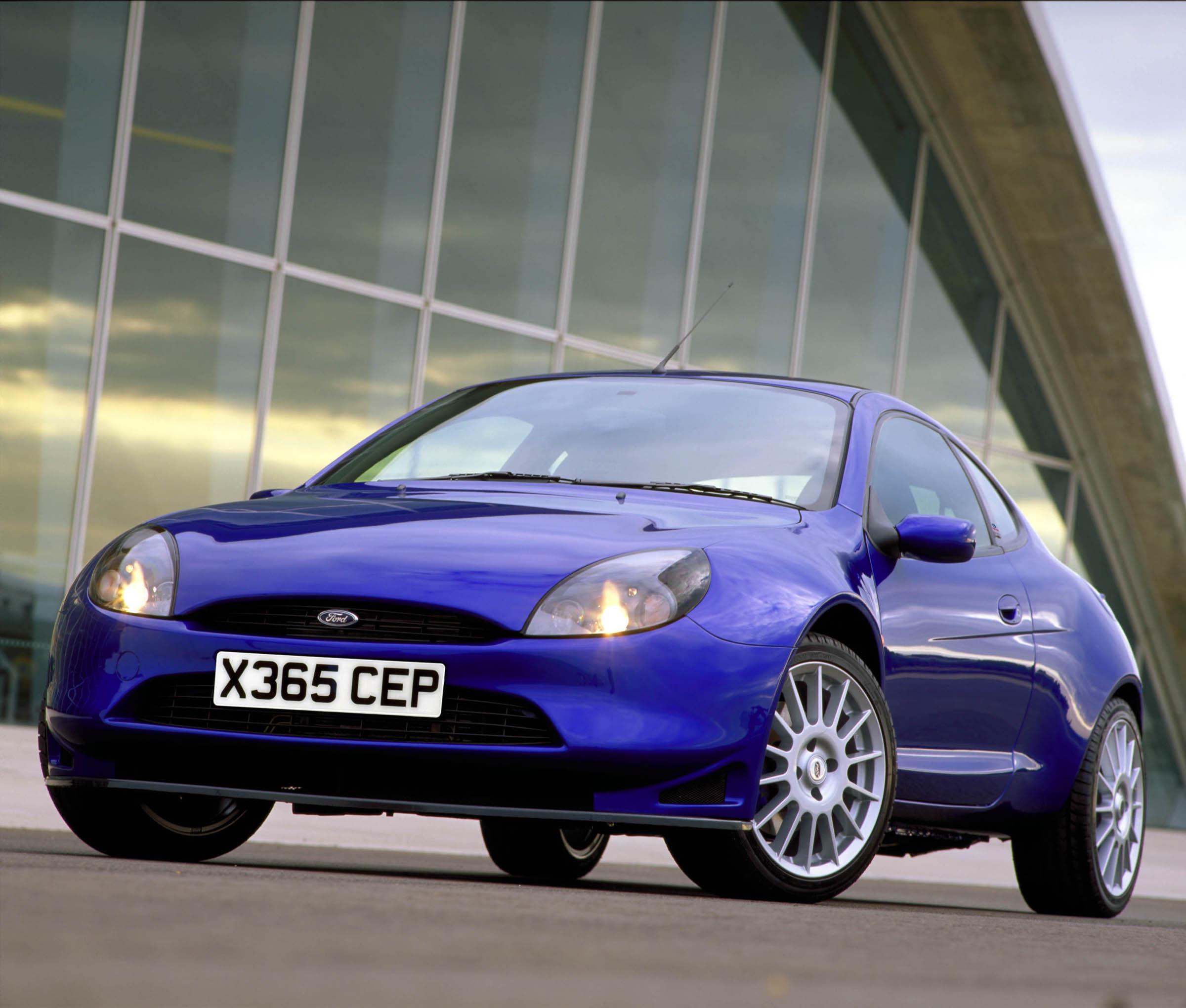 Ford Puma 1997 - 2001 Coupe #4