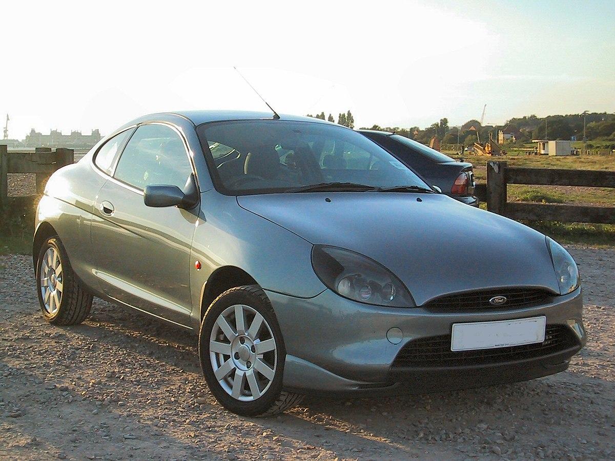 Ford Puma 1997 - 2001 Coupe #8