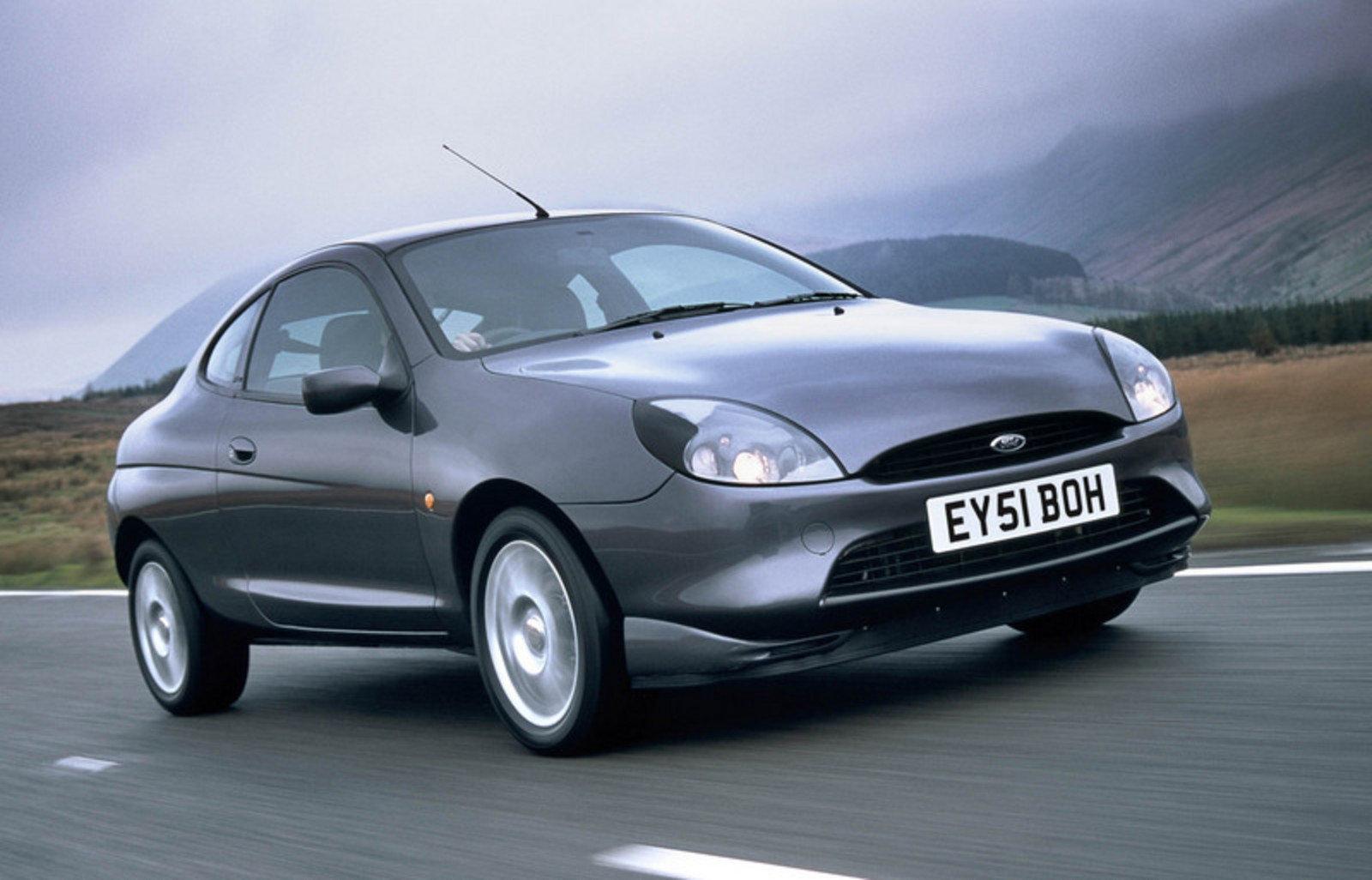 Ford Puma 1997 - 2001 Coupe #5