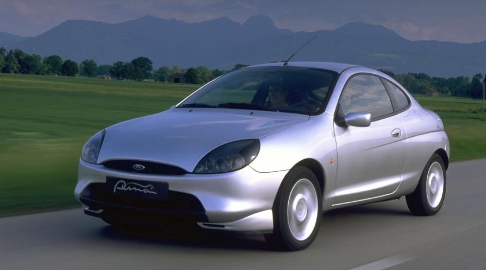 Ford Puma 1997 - 2001 Coupe #2