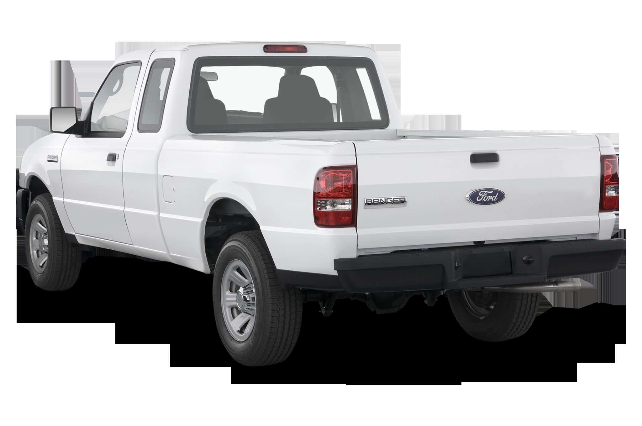 Ford Ranger IV 2015 - now Pickup #4
