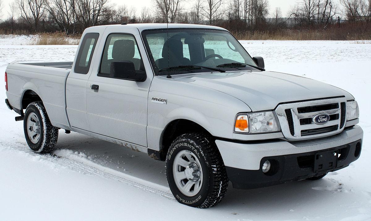 Ford Ranger (North America) I 1983 - 1988 Pickup #6