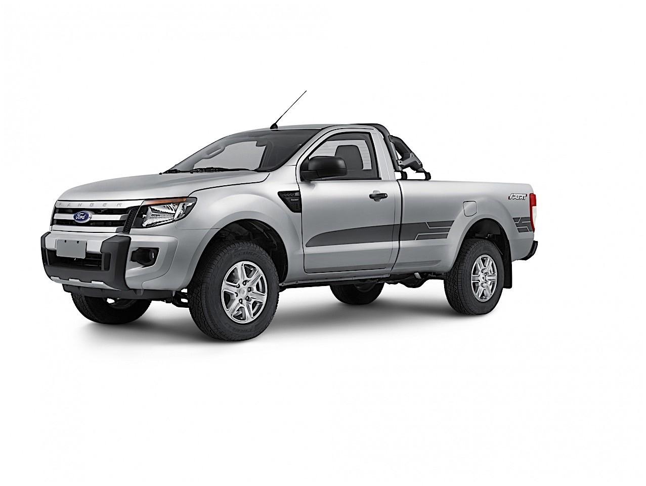 Ford Ranger III 2011 - 2015 Pickup #3