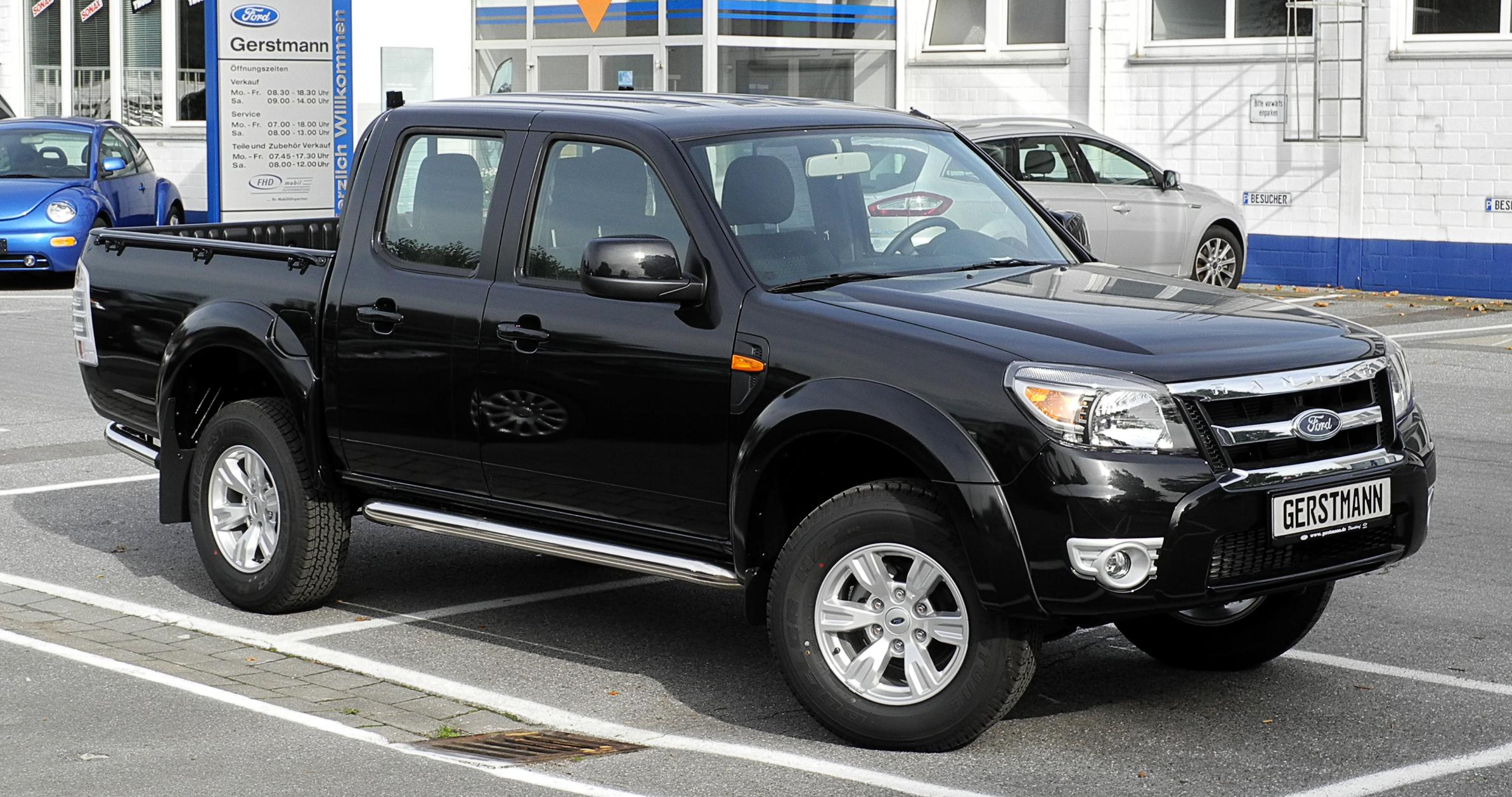 Ford Ranger III 2011 - 2015 Pickup #7