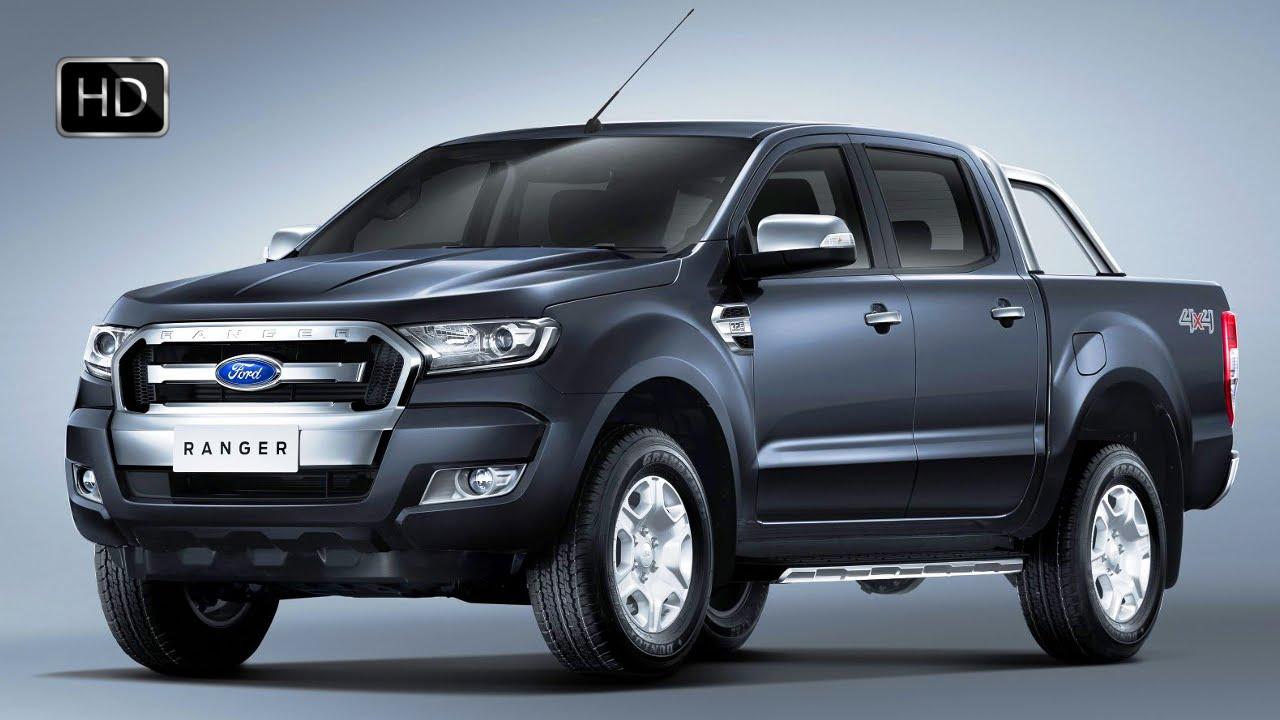 Ford Ranger IV 2015 - now Pickup #6