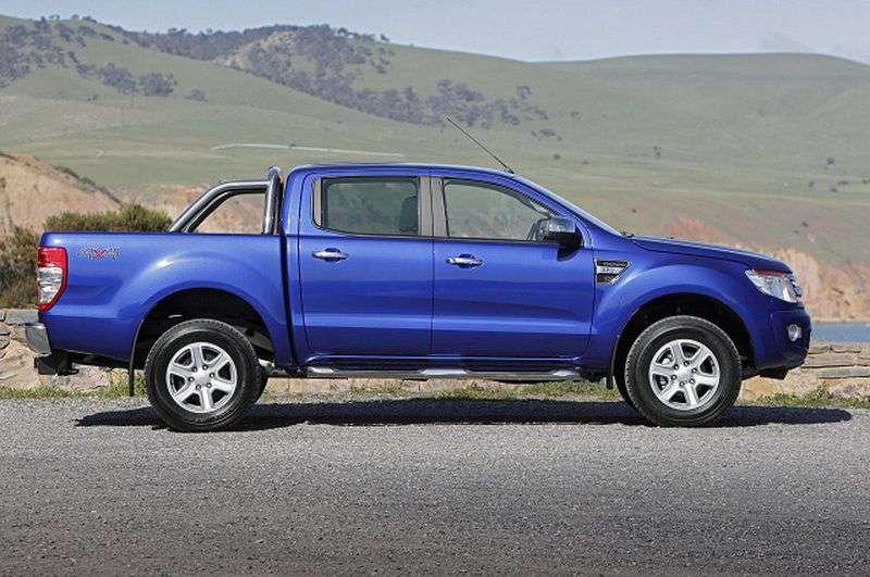 Ford Ranger IV 2015 - now Pickup #1