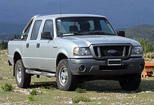 Ford Ranger (North America) I 1983 - 1988 Pickup #7