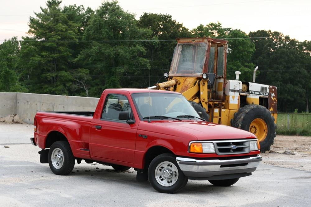 Ford Ranger (North America) I 1983 - 1988 Pickup #3