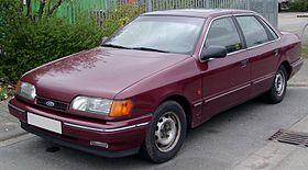 Ford Scorpio I 1985 - 1994 Hatchback 5 door #5