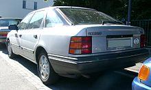 Ford Scorpio I 1985 - 1994 Hatchback 5 door #8