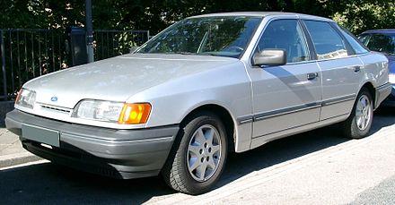 Ford Scorpio I 1985 - 1994 Hatchback 5 door #4