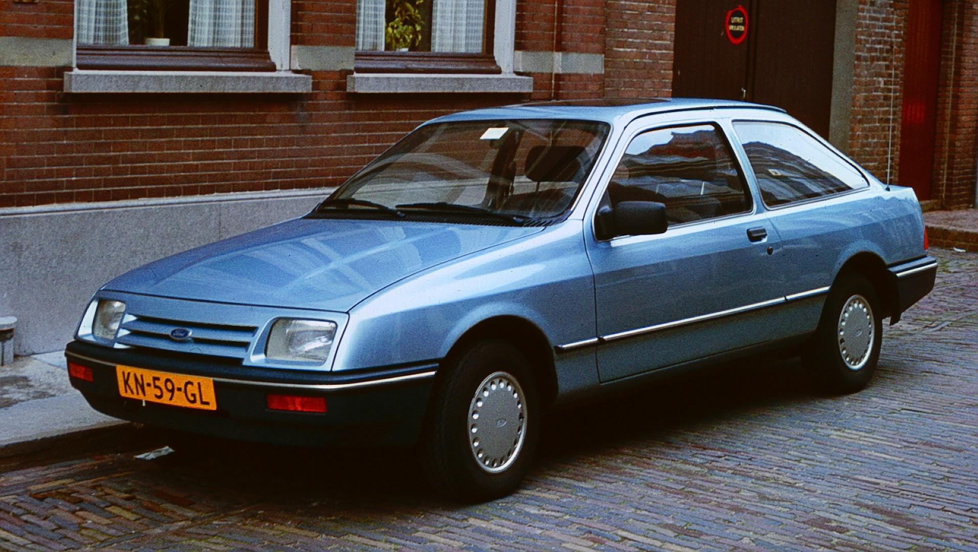 Ford Sierra I Restyling 1987 - 1993 Hatchback 5 door #3