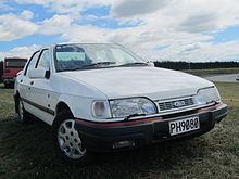 Ford Sierra I Restyling 1987 - 1993 Hatchback 5 door #2