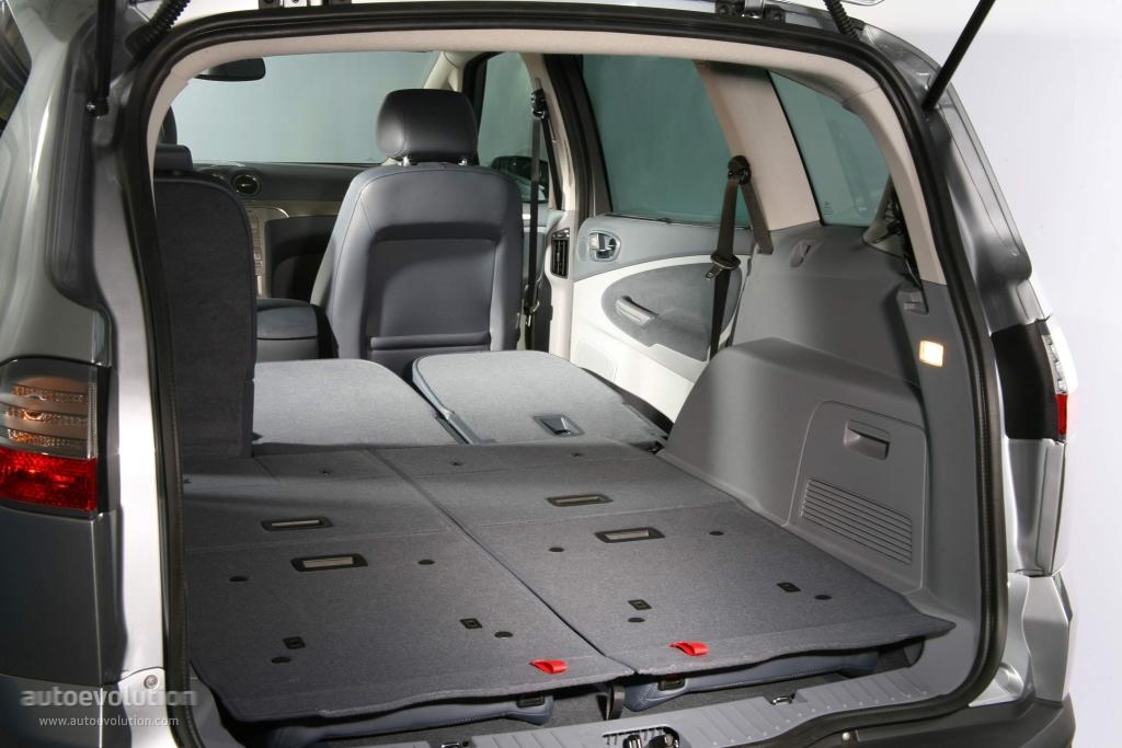 Ford S-MAX I 2006 - 2010 Minivan #6