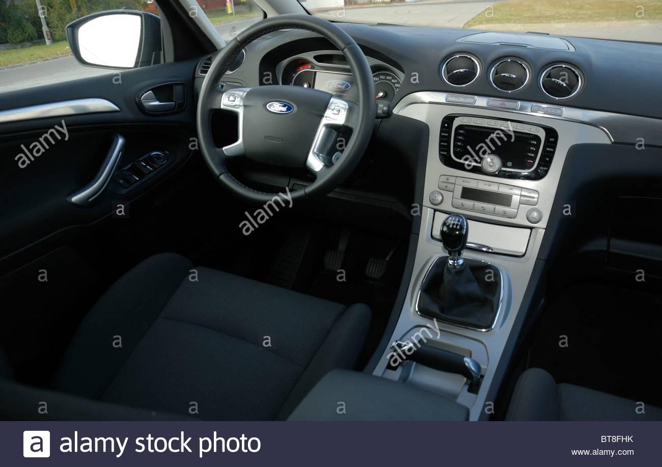 Ford S-MAX I 2006 - 2010 Minivan #3